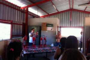 Treinamentos AP Extintores Senai